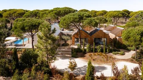 Sublime 4-Bedroom Cabana Villa
