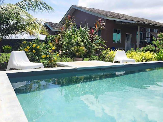 Villa Tempoyak Satu with private pool