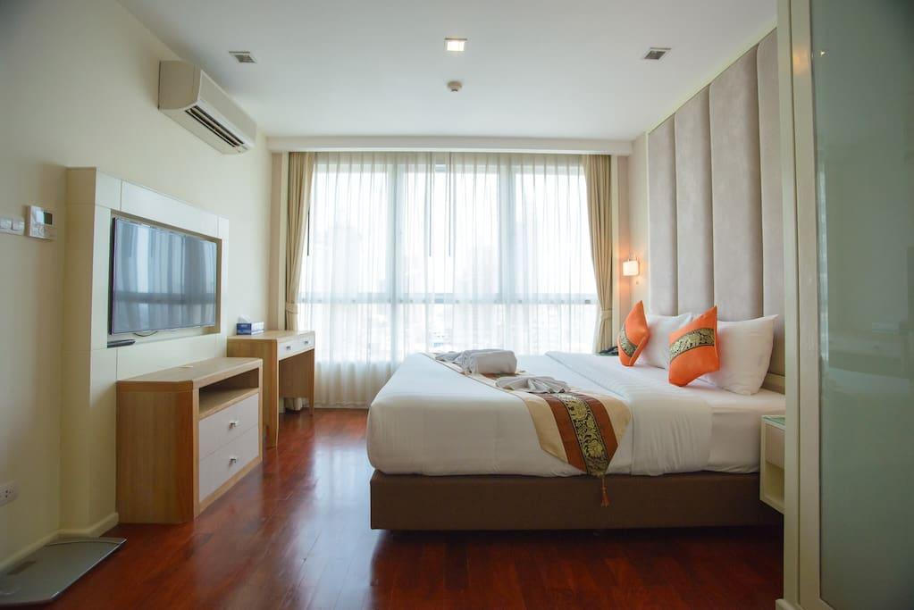 Standard 1 Bedroom @ GM Serviced Apartment