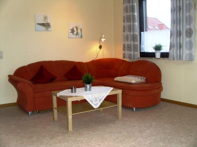 Bad Sachsa - Ferienwohnung 1 Kroeschell