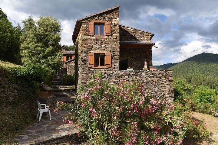 Gite de Jacquet : gite tout confort en Ardèche