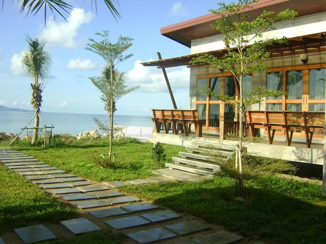 Plam Beach Seaview Resort Koh Phangan