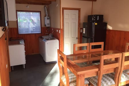 Hermosa Cabaña Villarrica Central para 6 Personas