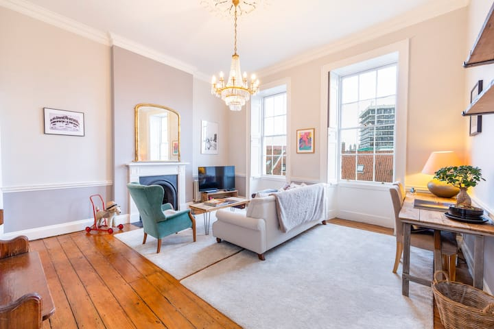 STUNNING City Centre Living - with parking