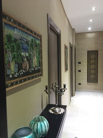 Amazing room near the historical centre