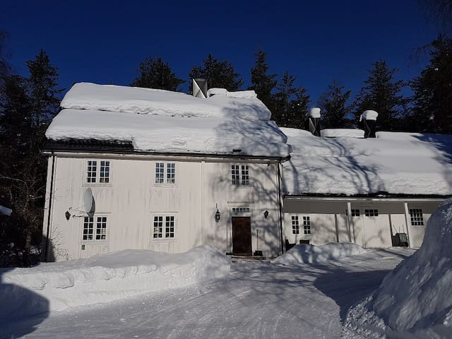 Trysil-high quality living close to the ski resort