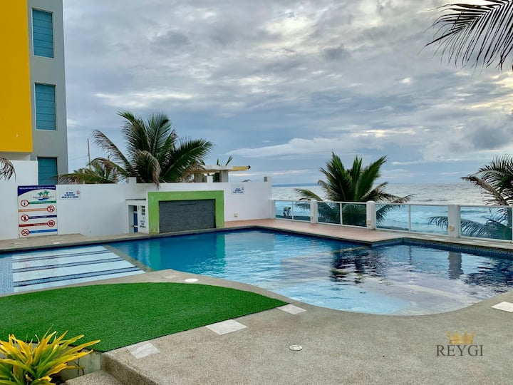 Furnished suite Oceanfront, Crucita - ReygiSuite