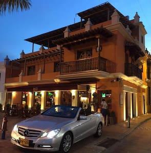 Nautilus plaza hotel - Cartagena