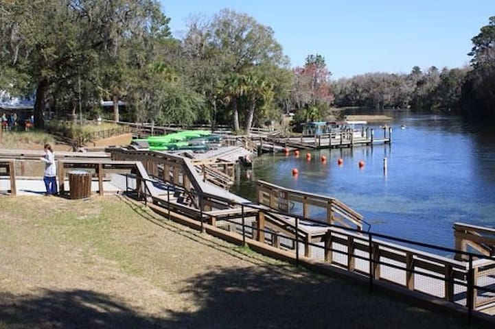 KP Hole Subdivision, Cozy Home - Dunnellon