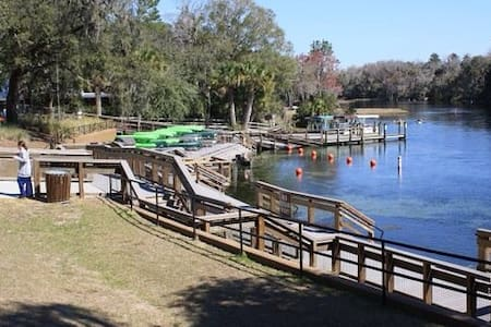KP Hole Subdivision, Cozy Home - Dunnellon - House