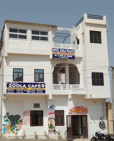 Hotel zoola palace pushkar