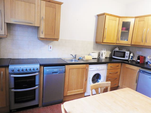 Apartment in the heart of Kilkenny city.