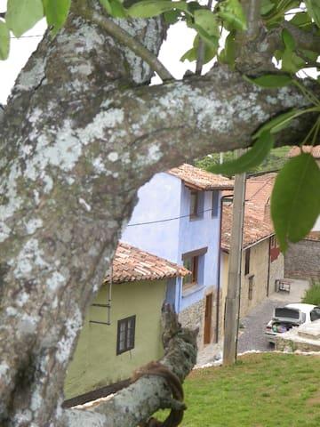 Casa Rural Azul Rodiles - Selorio - Maison
