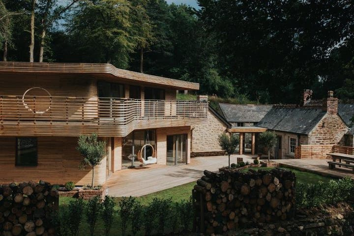 The Game Keepers Lodge - Grand Designs Cornwall