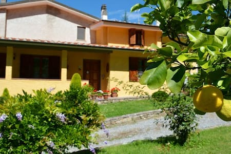 VILLA LAURA relax&view-pool-wifi - Лукка