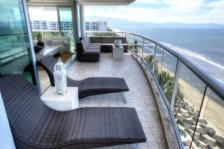 Beachfront Luxury in the Sky! - Las Jarretaderas
