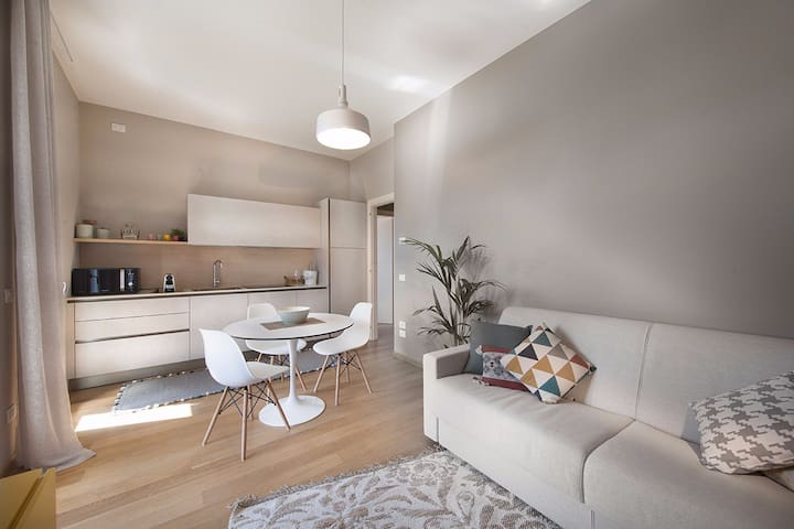 Stylish apartment in Montebelluna