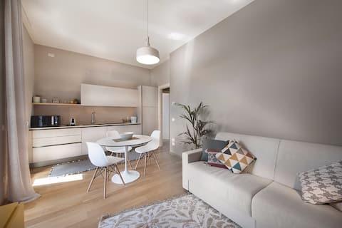 Stylish apartment in Montebelluna
