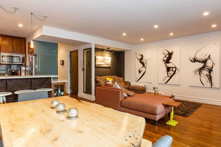 Spacious & Sophisticated in Chelsea