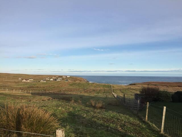 Heatherlea Cottage, Skigersta, Ness, Isle of Lewis