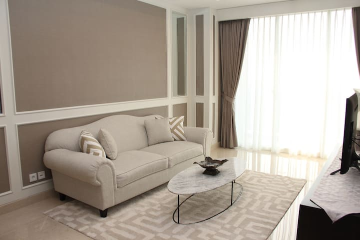 Luxurious 1 BR Home in Pondok Indah
