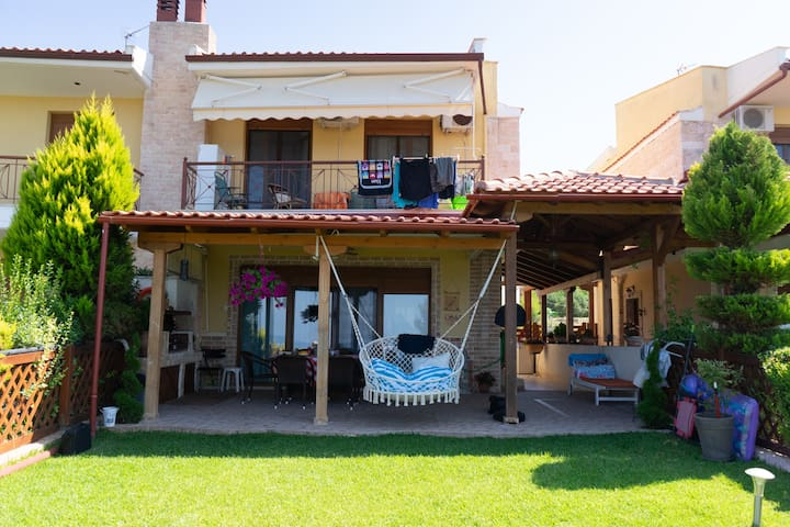 Luxory House with fantastic seaview in Chalkidiki