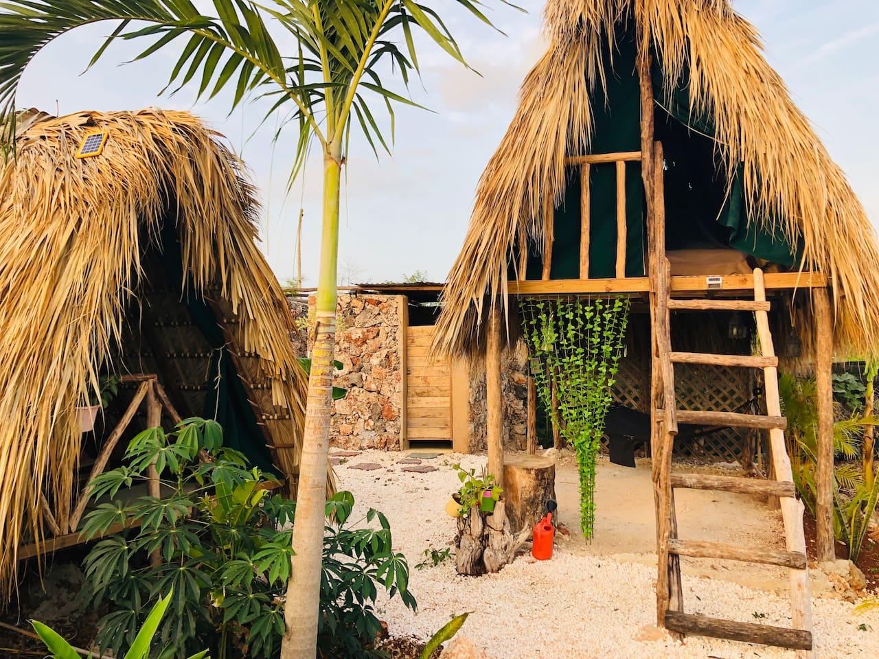 La cabaña de Caquín / La Cabaña de Mitín