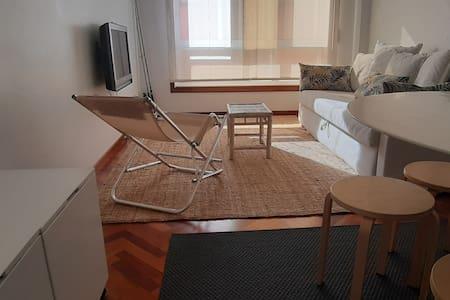 Apartamento en playa de Mera, Oleiros A Coruña.