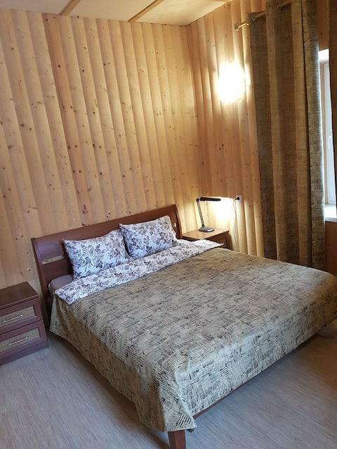 Дом для отдыха недалеко от Задонска