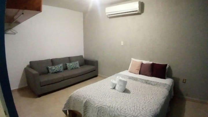 Habitación privada en Boca del Río centro.