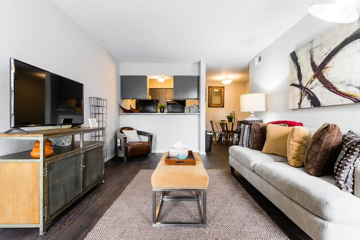⭐️ North Dallas Luxe Apartment ⭐️