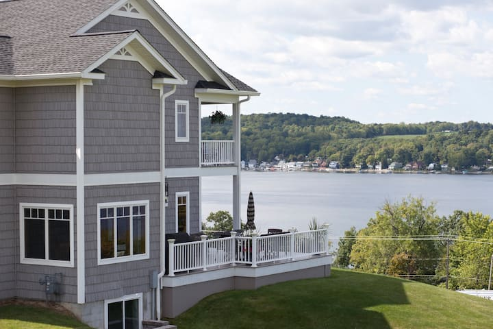 Dream Home on Conesus Lake - Bedroom 1