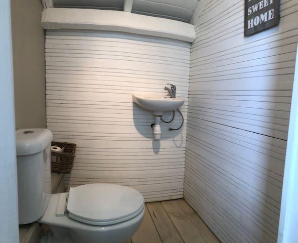 2eme WC séparé - 1 wc a chaque niveau