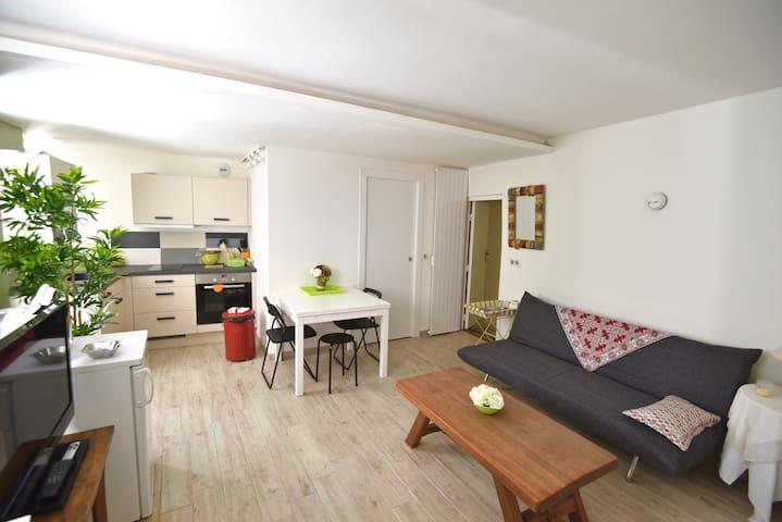 Appartement de charme - Lambesc - Wohnung