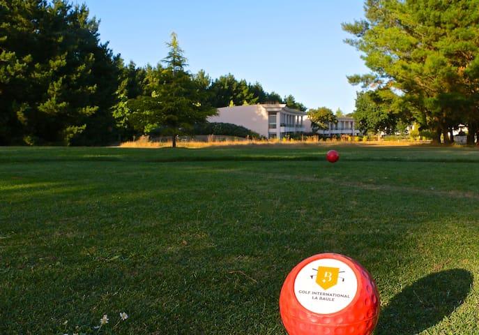 Suite luxe, en lisière du golf, jardin privatif. - Saint-André-des-Eaux - Apartment