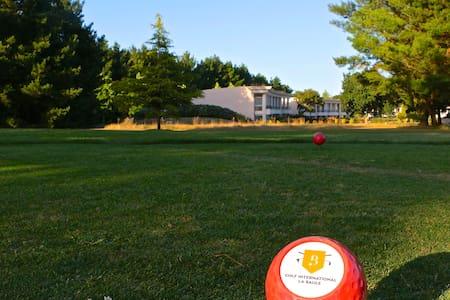 Suite luxe, en lisière du golf, jardin privatif. - Saint-André-des-Eaux