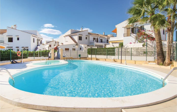 Beautiful home in Torrevieja with 1 Bedrooms