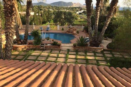 Fabulous sea view Villa in Sa Caleta Beach - Sant Josep de sa Talaia