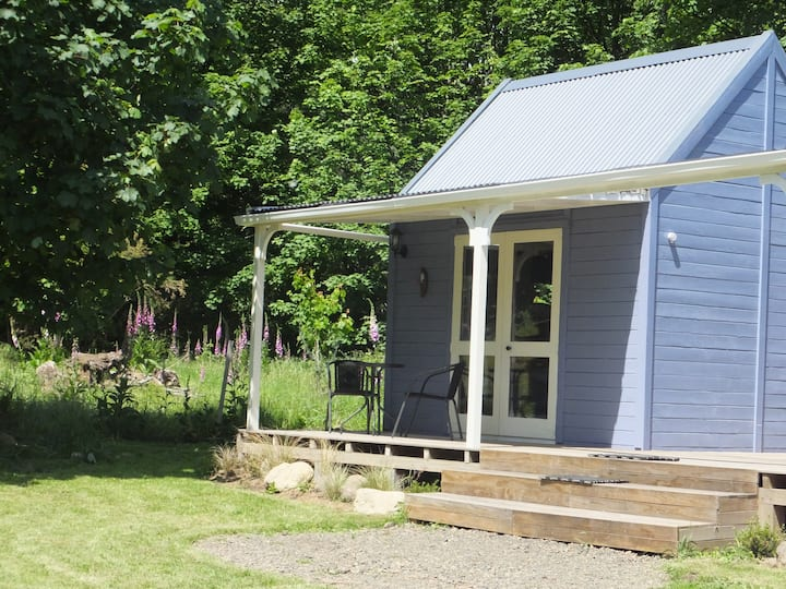 Okuti Country Cabins: Sunny, private and peaceful.
