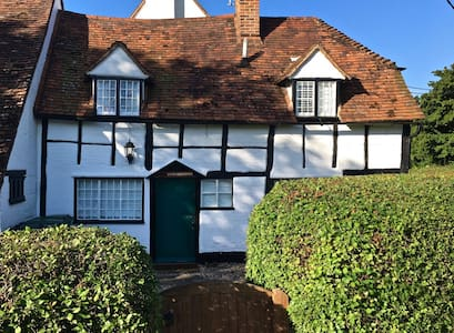 Delightful cottage nr Henley. Fab for work & play! - Hele etasjen