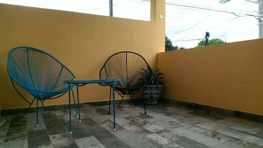 Apartamento en el centro de Mérida.