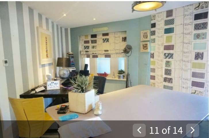 Beautiful home in leafy London location. Ideal