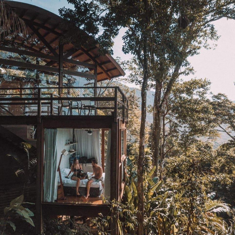 Casa com vista - Praia do Félix