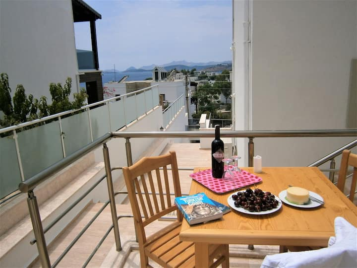 One Bedroom Apartment in Central Bodrum 1