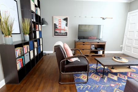 ★ 5min to DT ★ Historic ★ Private Apartment ★