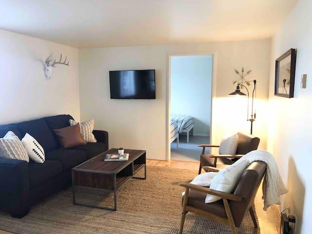 Updated 2 Bedroom condo in Teton Village