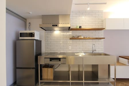 OMOTESANDO-Apartment MetroSta 8min! - 港区