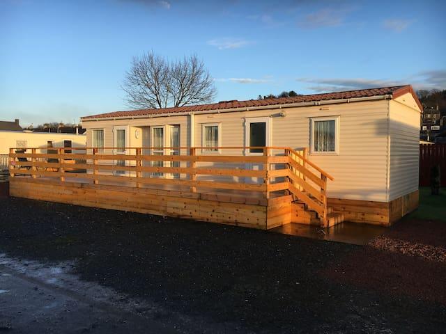 Ceetown caravan park 3 bedroom plot 34