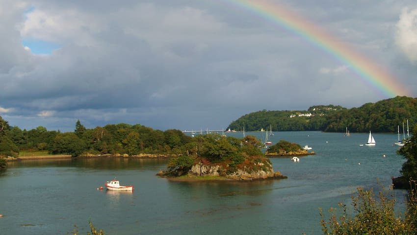 Water's edge apartment in scenic location - Menai Bridge - Apartament