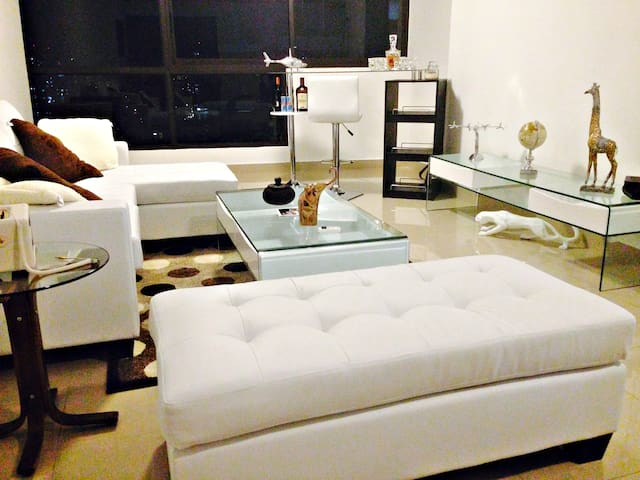 Private Room in Apartment SanFrancisco High Floor - Panamá - Huoneisto